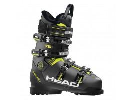 Head Advant Edge 75 anthracite/black-yellow Skischuhe