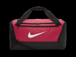 Nike Brasilia Trainingstasche Sporttasche 41 Liter Fitness Workout Pink