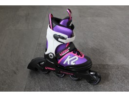 K2 Cadence Jr Girl Inliner Skates Kinder größenverstellbar Inlineskates Ausstellungsstücke