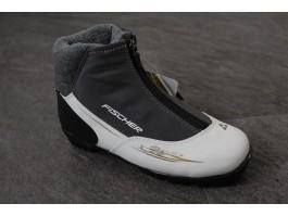 Fischer XC Pro Silver My Style Nordic Langlauf Langlaufschuhe Damen NNN