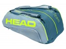 Head Tour Team Extreme 12R Monstercombi Tennistasche Backpack- und Schulter-Tragesystem