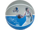 Spalding Basketball NBA Player Ball Dirk Nowitzki