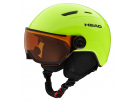 Head Mojo Visor Lime