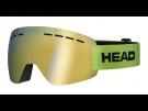 Head Solar FMR Lime Größe L Ski&Snowboardbrille