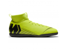 Nike Jr. MercurialX Superfly VI Club IC Fussballschuhe Indoor Kinder