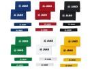 Jako Schienbeinschonerhalter und Stutzenhalter Set verschiedene Farben 2124/2123