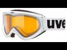 Uvex F1 White Ski&Snowboardbrille
