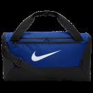Nike Brasilia Trainingstasche Sporttasche 41 Liter Fitness Workout Blau