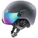 Uvex hlmt 400 visor style Ski&Snowboardhelm