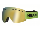 Head Solar FMR Lime Größe M Ski&Snowboardbrille