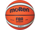 Molten Basketball BGR7-OI Trainingsball Outdoor/Indoor FIBA griffig Größe 7