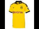 Puma BVB Borussia Dortmund Home Shirt Replica JR. 2019/20 AKTION