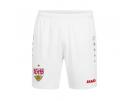 Jako VfB Stuttgart Short Home weiß AKTION